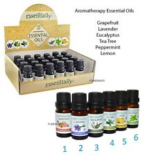 6 of the most po Essential oils Aromatherapy oils 10ml & choose fragrance aroma
