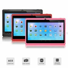 XGODY 7'' Tablet PC Google Android 4.4 PAD 8GB Quad Core Dual Camera WIFI 7 inch