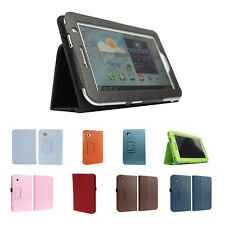 Leather Case for 7-Inch for Samsung Galaxy Tab 2 P3100/P3110 W8R1