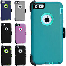 Protective Hybrid Shockproof Hard Case Cover For Apple iPhone 7/7 PLUS/ 6S/6PLUS