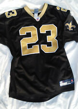 Authentic Reebok Game Quality Pierre Thomas New Orleans Saints Football Jersey