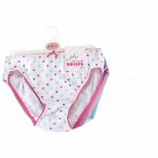 Girls 100% Cotton Pants Briefs Knickers *New*