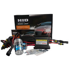 55W HID REPLACEMENT XENON Headlight Bulbs Slim Ballast CONVERSION KIT N8S8