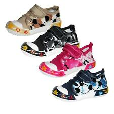 NEW BOYS GIRLS CHILDREN SPORTS TRAINERS PUMPS SHOES SIZE 2-6