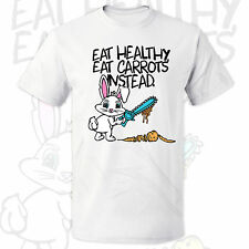 Vice 51 Easter Shirt, Funny Rabbit with Carrot, Easter Outfit, Graphic Tee