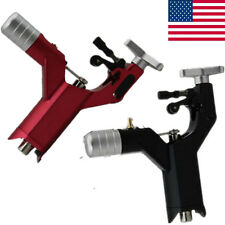 Tattoo Machine Pro Rotary Motor Tattoo Gun Liner & Shader Tattoo Aluminum USA!