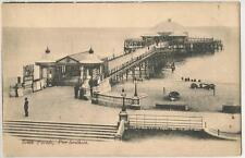Postcard, (J. Welch & Sons) South Parade, Pier Southsea