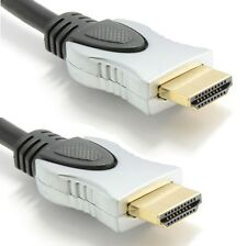 HDMI Male to Male Gold Plated PURE V1.4 A/V 1080p 4k 2k Ultra HD 3D HDTV Cable