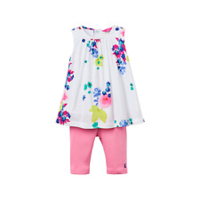 Joules Baby Girl Top & Leggings Ocean Bloom InfDelilah