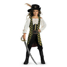 Child Pirates of the Caribbean Angelica Deluxe Costume