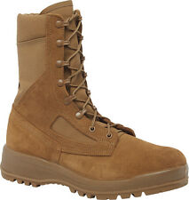 Belleville Hot Weather Steel Toe Boot Coyote Brown USA Made