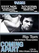 COMING APART (1969) RIP TORN VIVECA LINDFORS DVD COMPLETE
