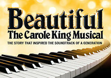 London Theatre and Hotel Package - BEAUTIFUL : CAROLE KING -  Tickets From £99