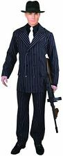 Gangster Suit Mob Boss Mafia Pimp 20's Fancy Dress Up Halloween Adult Costume