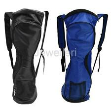 """6.5"""" 8"""" 10"""" Electric Self Balancing Scooter   Backpack Carry Hand Bag"""