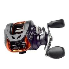 Left/Right Handed Baitcasting Reels Fishing Tackle 10+1 BB Black