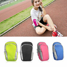Durable Arm Band Bag Wrist Pouch Key Wallet Phone Outdoor Cycling Running Gym