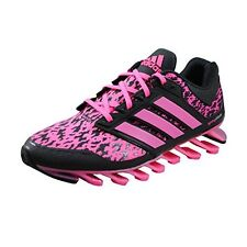 Adidas USSH1603075974 Womens Springblade Drive Running Shoes -Solar Pink/Core
