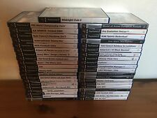 playstation 2 games (40 DIFFERENT GAMES)