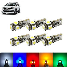 Direct Fit 13-16 Honda CR-V Interior Dome Map Lights W/ Led License Plate Lamps