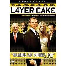 Layer Cake (DVD, 2005, Special Edition, Widescreen)