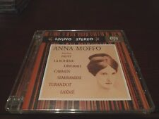 Anna MOFFO Arias from Gounod, Puccini, Bizet, Rossini (RCA SACD Super Audio CD)