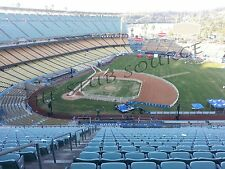 2 SF Giants vs Los Angeles Dodgers 5/1 Tickets FRONT ROW 14RS Dodger Stadium