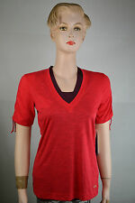 Reebok Ladies T-shirt Top Fitness Sport Multifunction shirt Size can be selected
