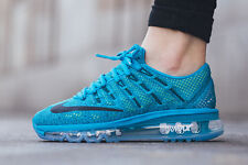 Youth / Womens Nike Air Max 2016 Sneakers New, Ice Blue / Lagoon 807236-400 sku