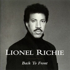 Lionel Richie :Best Of Back To Front CD (1999) (1)