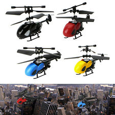 1PC Mini QS5012 2CH Infrared RC Helicopter Control Remote Aircraft Kids Toy New