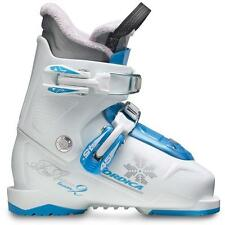 2014 White Nordica Firearrow Team 2 Jr Ski Boots