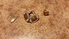 16KT 14KT GOLD DENTAL JEWELRY LOT SCRAP OR NOT8.3  GRAMS 1 DAY SALE