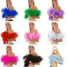 Wedding Party Fluffy Flower Craft Costume Feather Boa Home Decor 1pcs Dressup