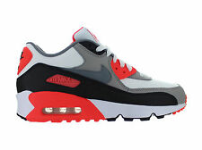 Nike Air Max 90 Leather GS White Cool Grey Medium Grey Infrared 23 833412-102