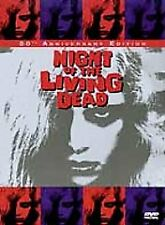 NIGHT OF THE LIVING DEAD 30TH ANNIVERSRY EDITION DVD! [1999] VG