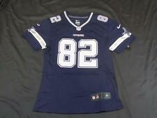 NWT Jason Witten #82 Dallas Cowboys Womens Sewn Jersey Navy Blue w/ FREE GIFT