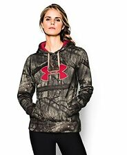 Under Armour Women's UA Camo Big Logo Hoodie - Choose SZ/Color