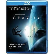 Gravity (Blu-ray Disc, 2013, Includes Digital Copy; 2-Disc set)