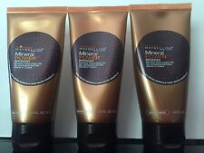 X3 MAYBELLINE MINERAL POWER BRONZER NATURAL FACE BODY & GEL LIGHT MEDIUM PICK