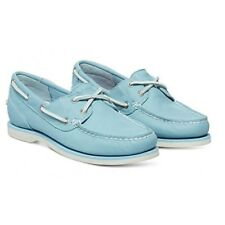 Timberland C8339B Women's Classic 2 Eye Amherst Boat Shoes