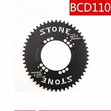 Oval BCD110 Bicycle Chainring Narrow Wide Chainwheel For Shimano M5800 6800