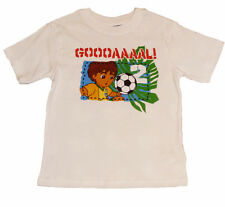 Boys White 'Go Diego Go' T-shirt **LAST FEW REMAINING**