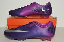 NIKE MEN'S MERCURIAL MIRACLE ll FG CLEATS MULTIPLE SIZES NEW/BOX 442047 505