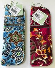 VERA BRADLEY Curling Iron Cover- NEW WITH TAGS! Heat-Resistant Lining! NEW!