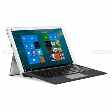 CUBE iwork12 4+64GB 12.2'' Touchscreen QuadCore Windows Android Tablet Keyboard