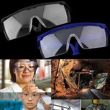 New Safety Eye Protection Glasses Goggles Lab Dust Paint Dental Industrial ZM