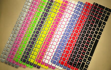 Colored Keyboard Cover Film for HP 15,Pavilion 15,HP Envy 15,17,G15 Sleekbook