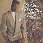 Bobby Brown Don't Be Cruel by Bobby Brown (R&B) (CD, Oct-1990, MCA)