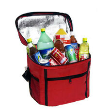 Bag Cooler Lunch Insulated Picnic Travel Shoulder Waterproof Camping Cool Food